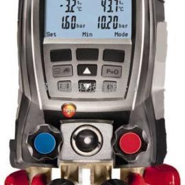 testo 570-1 空调压力测试表电子歧管仪郑州博腾