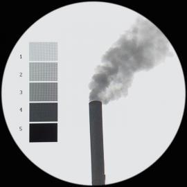QT8012 数码测烟望远镜专业制作 厂家直销
