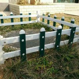 泸州市政公园花坛护栏,泸州PVC园林围栏,护栏安装