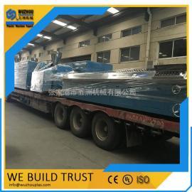 PVC集成快装墙板生产线设备厂家