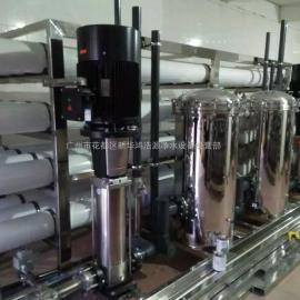 精细化工用去离子水设备 水性涂料用纯水设备