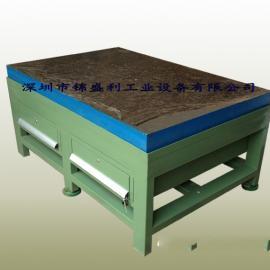 装配模具用工作桌,模具车间专用模具装配桌,钳工模具桌