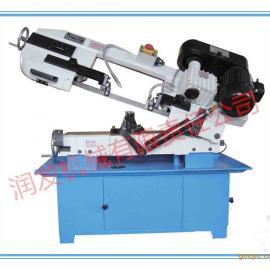 润发机械BS-712N小型金属带锯床厂家批发 带锯床价格