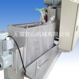 污水处理本行固液别离设备宜山叠螺式污泥脱水机YS132