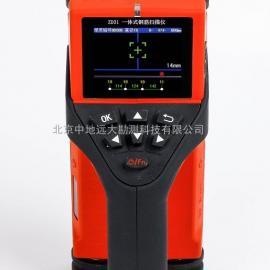 用于混凝土结构检测的一体式钢筋位置测定仪 钢筋扫描仪