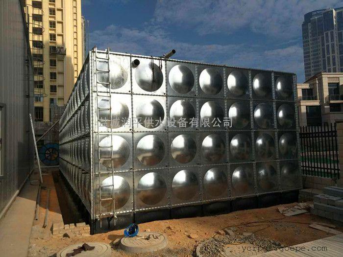 浙江不锈钢水箱厂家