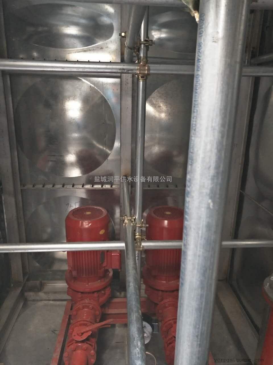 北京消防箱泵一体化