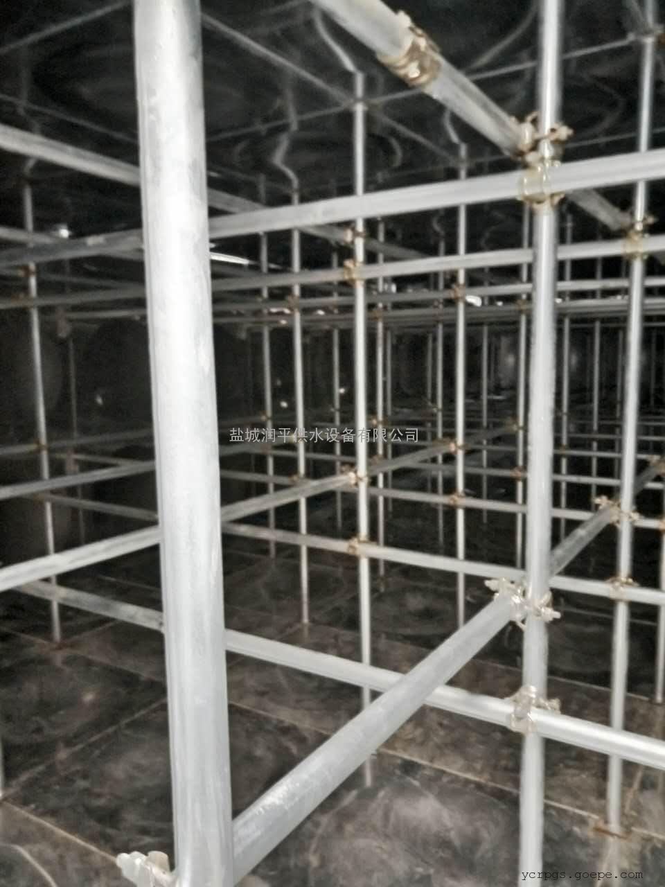 润平供应南宁地埋水箱 地埋式箱泵一体化 地埋消防水池泵站
