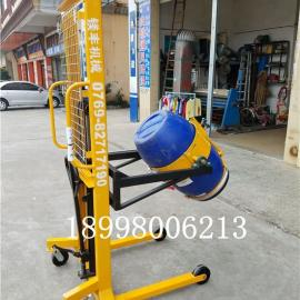 惠州 深圳 油桶专用叉车| 定制油桶翻转叉车