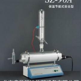 纯水蒸馏器报价SZ-96A型自动纯水蒸馏器适用范围