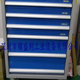 车间钳工工作柜,钢制工具台,复合板组合式工具柜