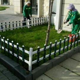 厂家:德州PVC塑钢护栏,德州市政护栏,道路绿化带护栏