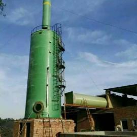 隧道窑炉专用玻璃钢脱硫塔@丰镇定制窑炉专用玻璃钢脱硫塔