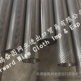 SS304不锈钢冲孔管 直缝冲孔管 专业定制