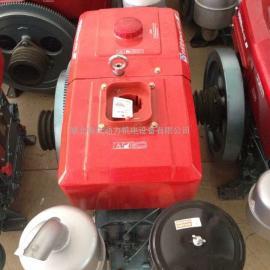 武汉常柴24匹单缸柴油机.L24柴油机电启动