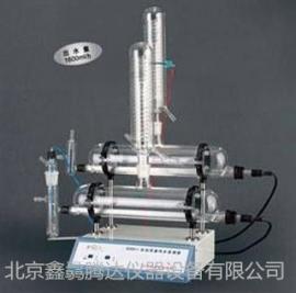 SZ-93-1自动双重纯水蒸馏器石英管加热自动纯水蒸馏器