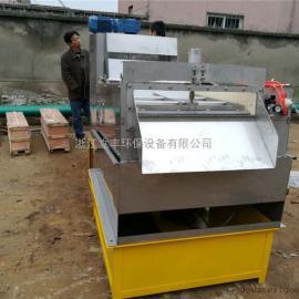 平板污泥脱水机应用于打桩废水脱水处理