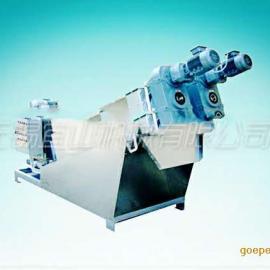 污水处理专业设备宜山YS352不锈钢叠螺污泥脱水机