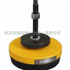 食品加工机减震垫、半导体测试机减震垫,橡胶式减震垫铁