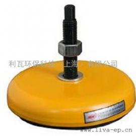 冲床减震垫、锻造机减震垫,橡胶减震垫铁,规格齐全
