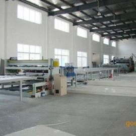 ABS厚板材生产线