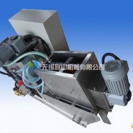 供应宜山全不锈钢制造污水处理设备YS-352叠螺污泥脱水机