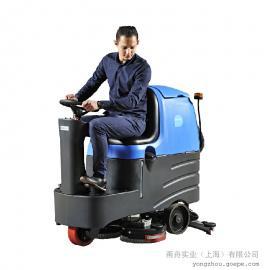 上海洗地机|驾驶式洗地机价格|容恩洗地机R-QQ