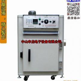 220V小型LED光电封装烤箱,LED三层环保烤箱