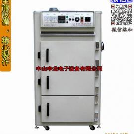 LED光电封装专用三门工业烤箱/环保干燥箱