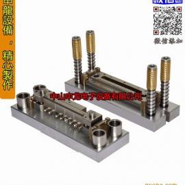 35连体LED冲压模具、发光二极管模具