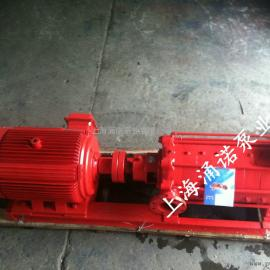 XBD-(W)卧式多级消防泵产品概述