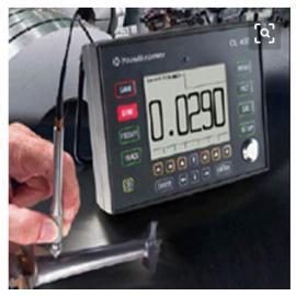 德国KK CL400高精密超声波测厚仪