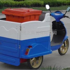 北京零售欧洁优质方便不错型DHWQY-8机动三轮挂桶车