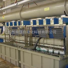 高产量标准件酸洗磷化设备
