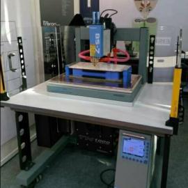 动力电池厚片镀镍钢片凸点自动点焊机宝龙点焊机FC-1000
