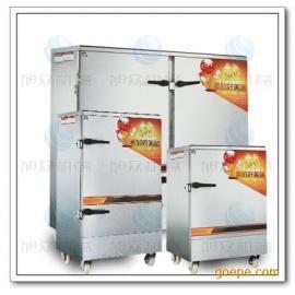 南京双门蒸饭车 安徽蒸饭车 食堂蒸煮设备 饭店蒸煮设备