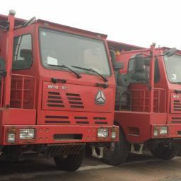 重汽豪沃矿用车/豪沃336自卸车