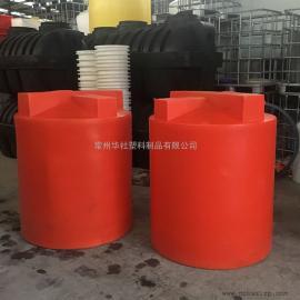 新乐1000L耐酸碱塑料加药箱搅拌罐计量罐生产厂家