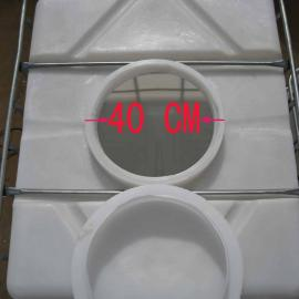 宁波地区销售1000L塑料吨桶/1吨车载PE化工吨桶