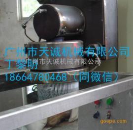 塑料扫把丝拉丝机 圆丝拉丝机 专业拉丝机厂家 天诚塑机