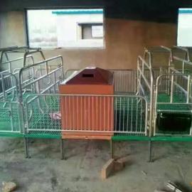 母猪产床_新式优质母猪产床猪产床母猪分娩床加重双体