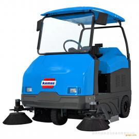 西安清扫车|陕西电动清扫车|全自动电瓶驾驶式清扫车