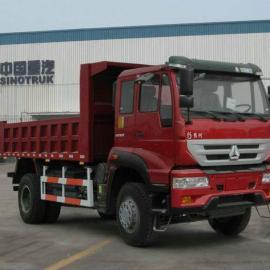 中国重汽新黄河自卸车