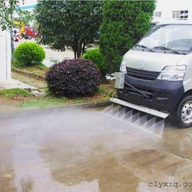广场多功能小型高压清洗车厂家