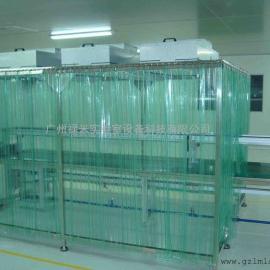 百级洁净棚,不锈钢洁净棚,铝型材洁净棚,移动式洁净棚 禄米
