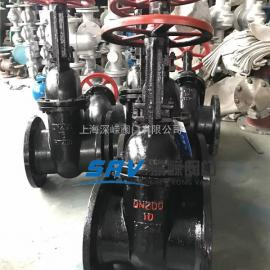 Z45暗杆楔式单闸板闸阀