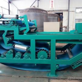 自动化带式压滤机 污泥带式压滤机
