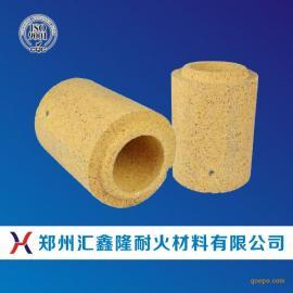 汇鑫隆耐火砖厂家 供应粘土质流钢砖