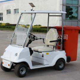 石家庄欧洁玛西尔系列小型电动四轮DG-CM1挂桶垃圾车