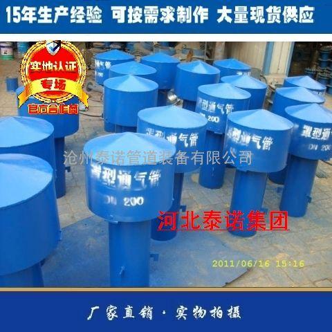 碳钢罐顶通气管